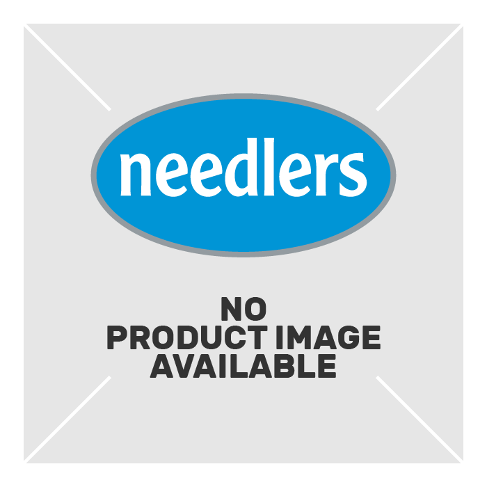 Blue PVC apron with ties